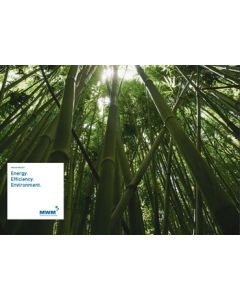 Plakat DIN A 1  Motiv: Bambus
