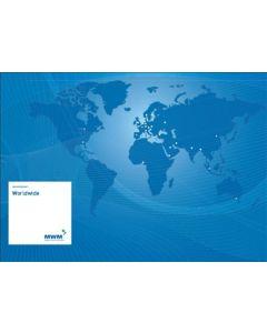 Plakat DIN A 1  Motiv: Worldwide