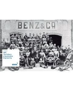 Plakat DIN A 1  Motiv: History 1897
