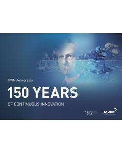 Plakat 150 Jahre MWM