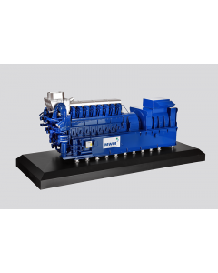 Motormodell TCG 2032 V16 MWM