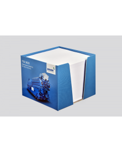 MWM Motoren Notizzettelbox